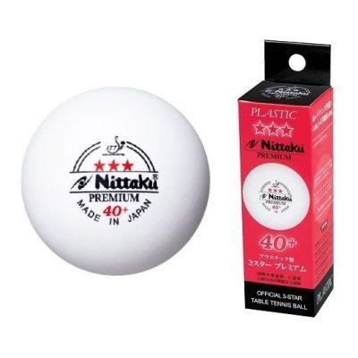 Nittaku Ping Pon Balls - Premium 40+