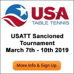 Kansas City Table Tennis Overland Park Independence