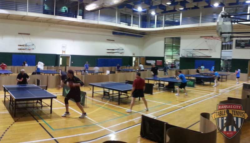 Kansas City Table Tennis League