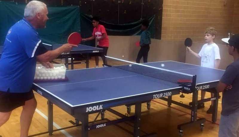 Kansas City Table Tennis Lessons