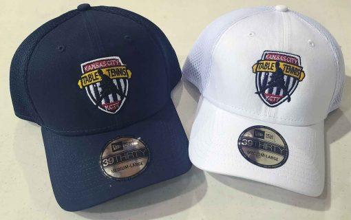Kansas City Table Tennis Hats